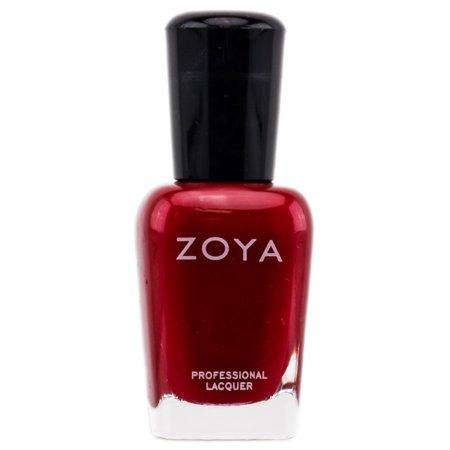 Zoya Natural Nail Polish - Red - Asia - ZP450