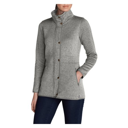 Eddie Bauer Women's Radiator Fleece Field Jacket