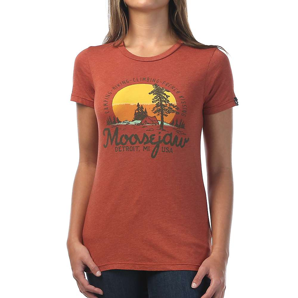 Moosejaw Women's Nothing But A Good Time Vintage Regs SS Tee