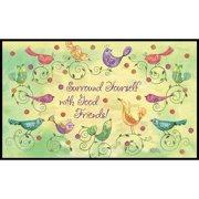 Good Friends Doormat,  by Lang Companies
