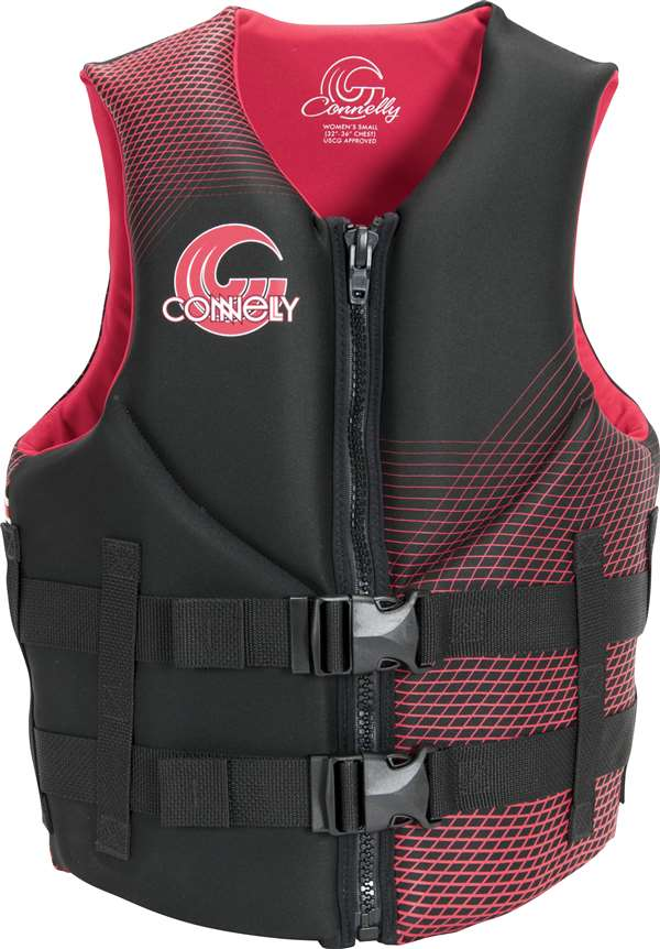 Connelly Women's Promo Neoprene Life Vest S by Connelly