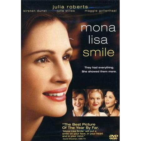 Mona Lisa Smile ( (DVD)) (Lisa Lisa Cult Jam Head To Toe)