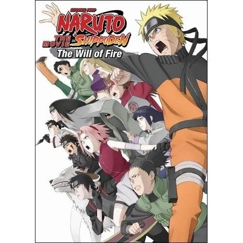 Naruto Shippuden - The Movie: The Will Of Fire (Anamorphic Widescreen)