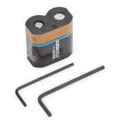 SLOAN Battery Replacement Kit,  2CR5 Lithium EAF-1003
