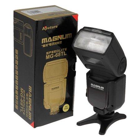 Camera Flash - Aputure e-TTL Flash Magnum MG-68TL Speedlite, for Canon EOS Cameras, Replacing SB-430EX II