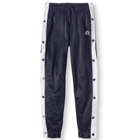 RBX Tricot Jogger with Snap Details (Big Boys)