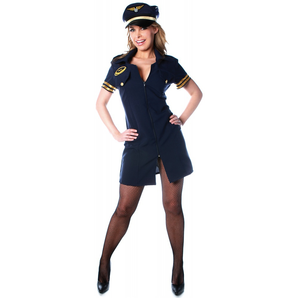 First Class W Hat Adult Halloween Costume