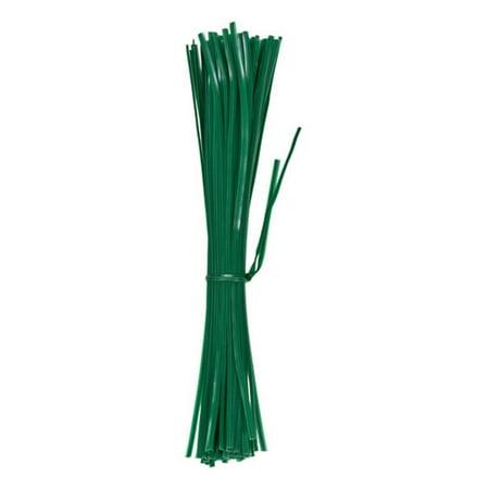 Gardeners Blue Ribbon 8 Inch Plant Twist Ties