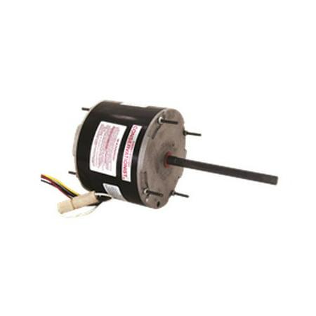 Century feh1056sf heatmaster condenser fan motor 5 5 8 in for 5 hp motor amps