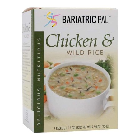 BariatricPal High Protein Meal Replacement Soup - Chicken & Wild Rice Chicken And Wild Rice Casserole