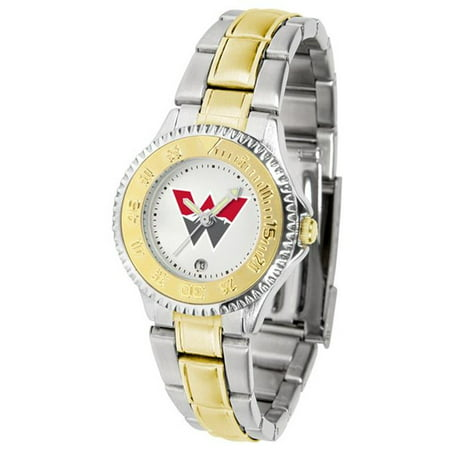 Mountaineers Ladies Executive Watch (Western State Colorado University Mountaineers Ladies Two Tone)