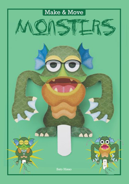 Make & Move Monsters by