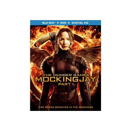 The Hunger Games: Mockingjay, Part 1 (Blu-ray)](Hunger Games Plates)