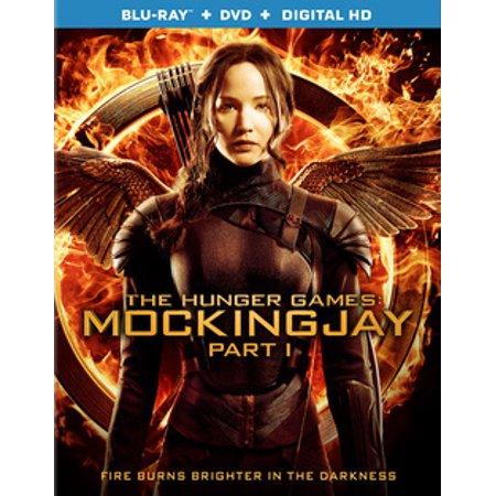 The Hunger Games: Mockingjay, Part 1 (Blu-ray) (The New Lion King Two Part 2)