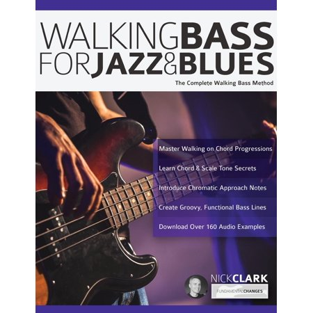 Walking Bass for Jazz and -