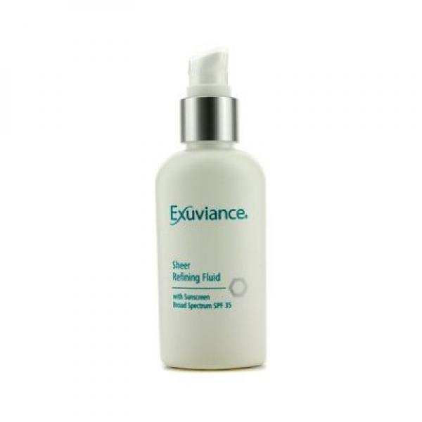 Exuviance sheer refining fluid spf 35 (for oily/ acne pro...
