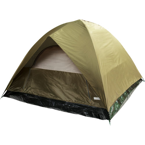 Stansport Trophy Hunter 3-Person Tent, 7'x 7'