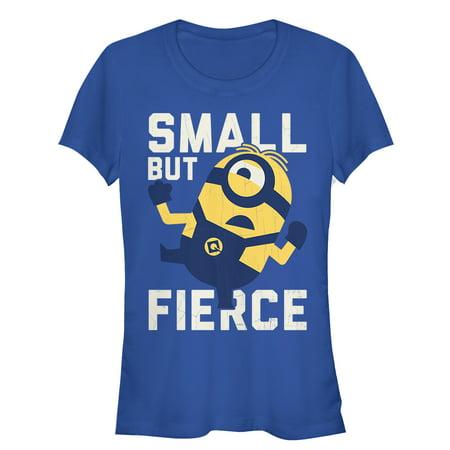 Despicable Me 3 Juniors' Minion Small But Fierce