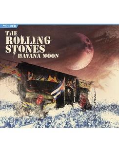 Rolling Stones: Havana Moon (Blu-ray) by Uni Dist Corp