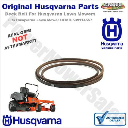 Husqvarna Deck V-Belt for RZ5424 Zero-Turn Lawn Mower Cutting Decks / RZ 5424, Z 254, MZ 5225/ 539114557