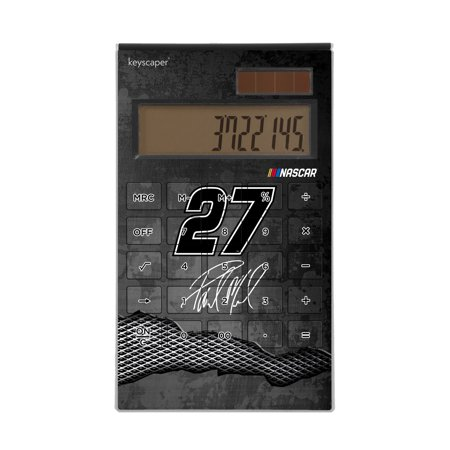 Paul Menard Desktop Calculator