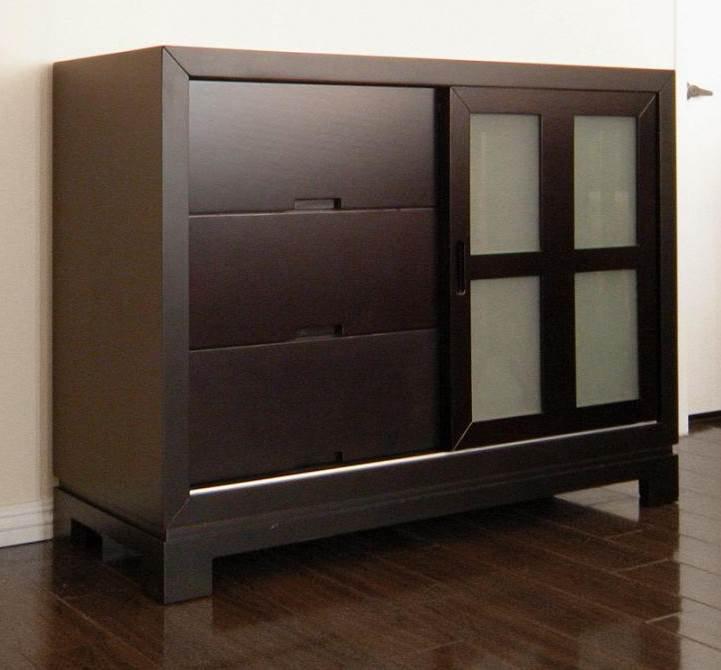 Eden Baby Furniture Espresso Melody Dresser