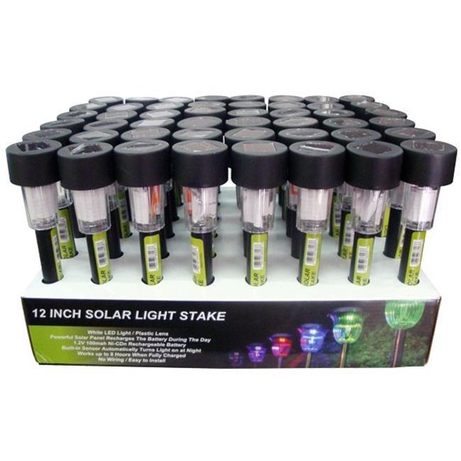 DDI 1798075 Solar Light Sticks Case of 96 by DDI