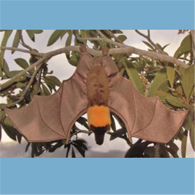 Sunny Toys NP8224C 25 inch Bat - Flying Fox, Animal Puppet