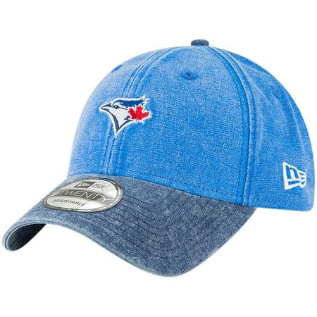 Toronto Blue Jays New Era Rugged 9TWENTY Adjustable Hat - Royal - OSFA