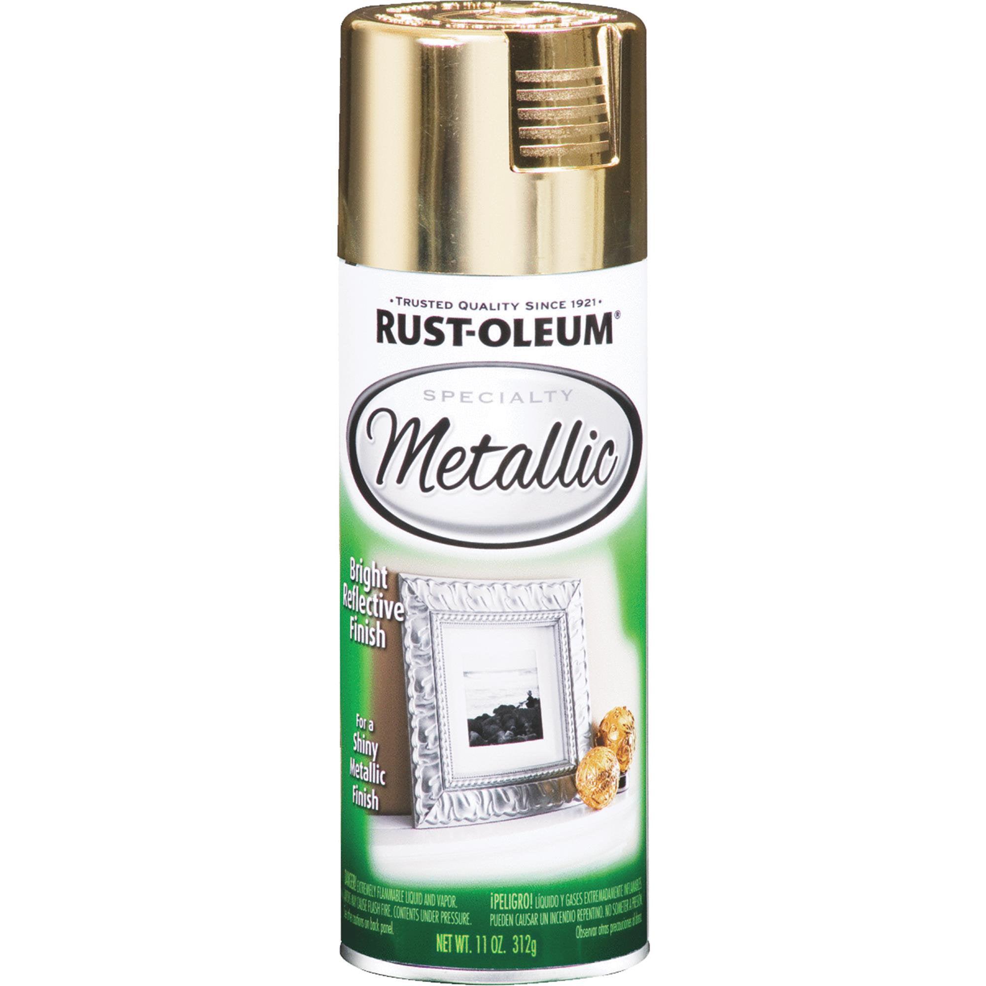 Rust-Oleum Specialty Metallic Spray, Gold