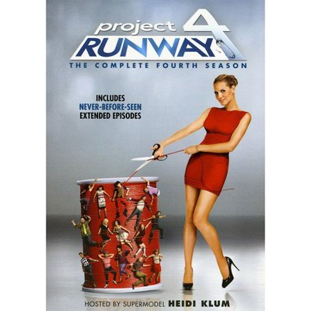 Project Runway  The Complete Fourth Season