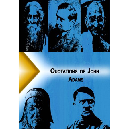 Qoutations of John Adams - eBook