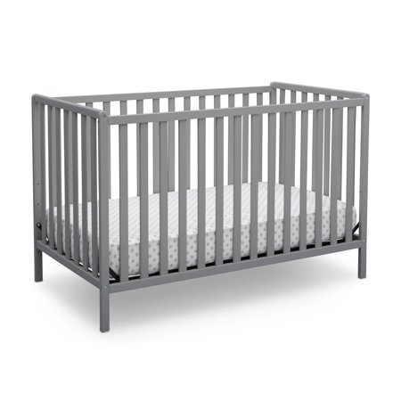Delta Children Heartland 4 In 1 Convertible Crib   Choose Your Finish
