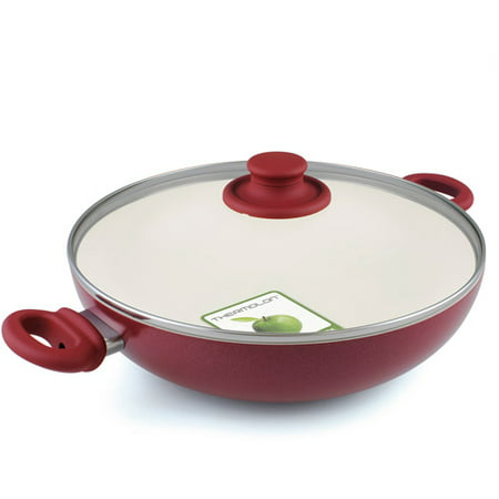 Greenlife Ceramic Non Stick Cookware Walmart Com