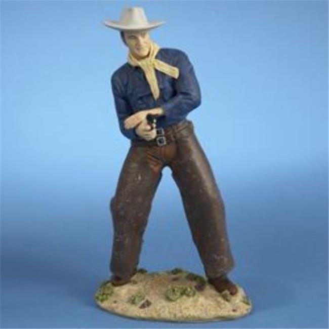 Kurtadler 1476130 Fabric Mache John Wayne - Case of 12