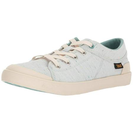(Teva Womens Women's W Freewheel Slubby Canvas Sneaker)