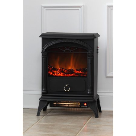 Well Traveled Living Vernon Electric Fireplace Stove