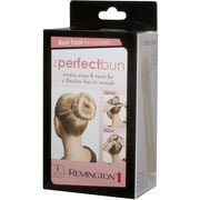 Remington Perfect Bun Hair Styling Accessory, White, SB1W1BL