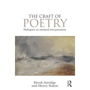 The Craft of Poetry - eBook