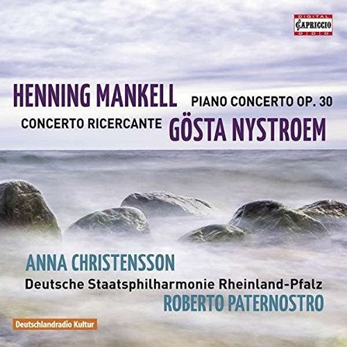 Mankell / Nystroem / German State Philharmonic - Piano Concertos [CD]