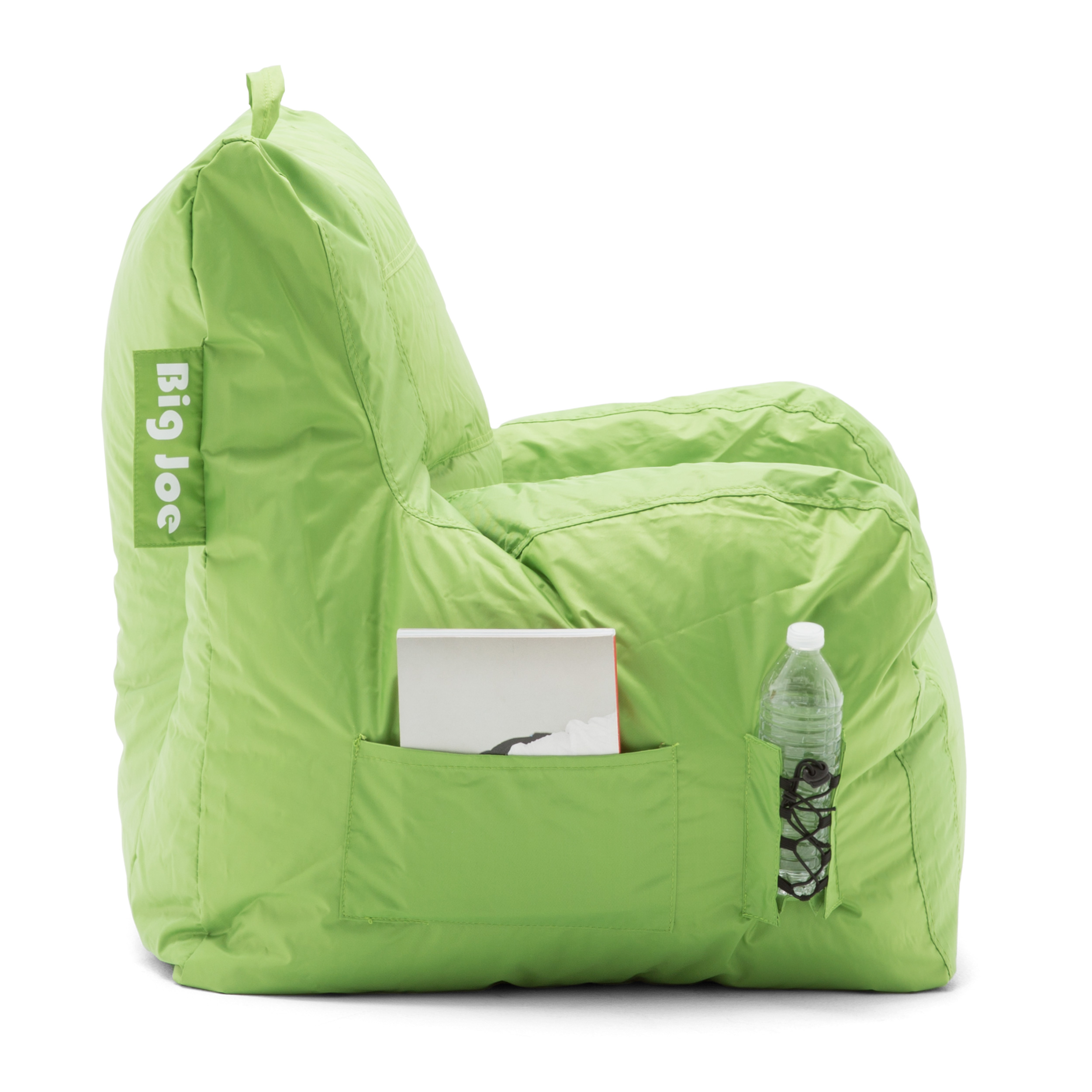 Bean Bag Chair Big Joe Lime Cozy Waterproof Seat Dorm
