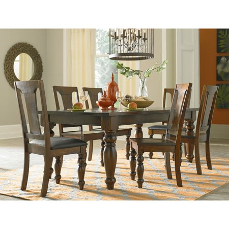 Home Trends And Design Chatham Downs Solid Mango Wood Rectangular - 48 inch wide rectangular dining table