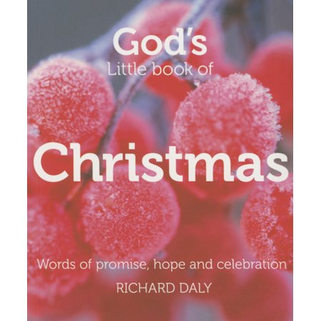 God's Little Book of Christmas : Words of Promise, Hope and Celebration ()