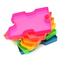 Springbok - Puzzle Sorting & Stacking Tray Set of 6 - Storage for Puzzles up to 1000 Pieces