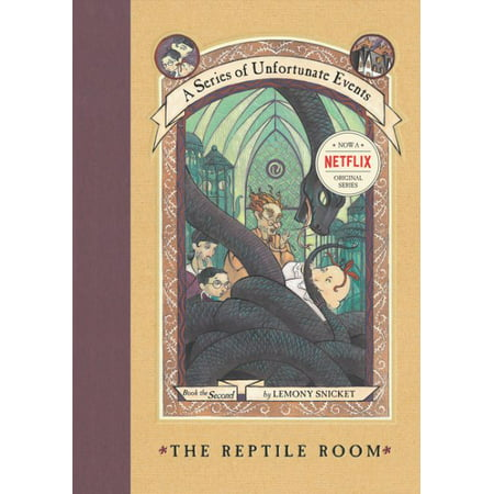 A Series of Unfortunate Events #2: The Reptile Room (A Series Of Unfortunate Events Neil Patrick Harris)