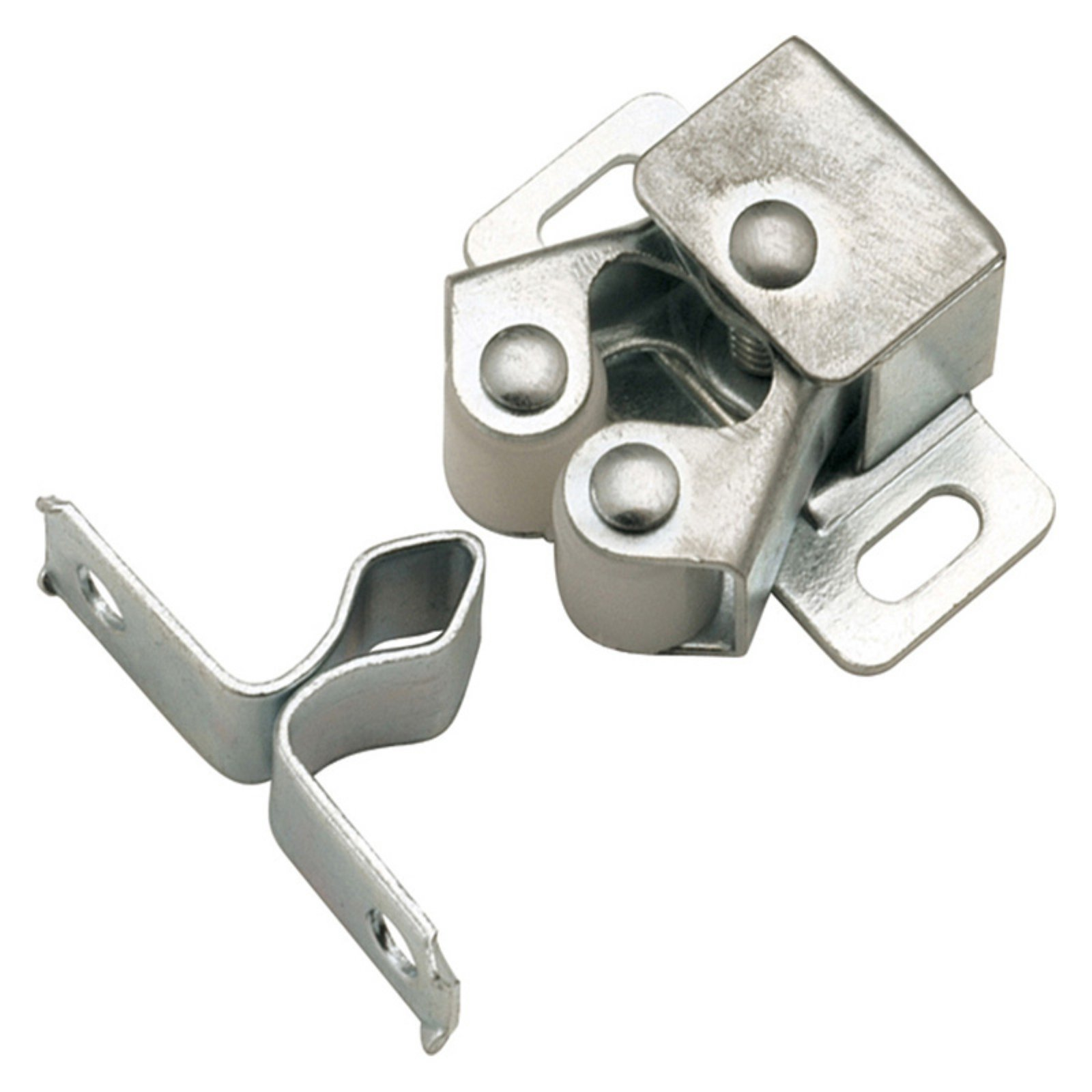 Hickory Hardware 1.31 in. Cabinet Catch - Set of 2