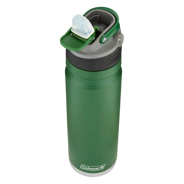 Coleman Autospout Switch Stainless Steel Insulated Water Bottle, 24 Oz - Walmart.com - Walmart.com