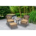 Mainstays 5-Pc. Skylar Glen Outdoor Leisure Set