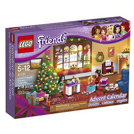 Lego Friends 41131 Advent Calendar Building Kit  218 Piece