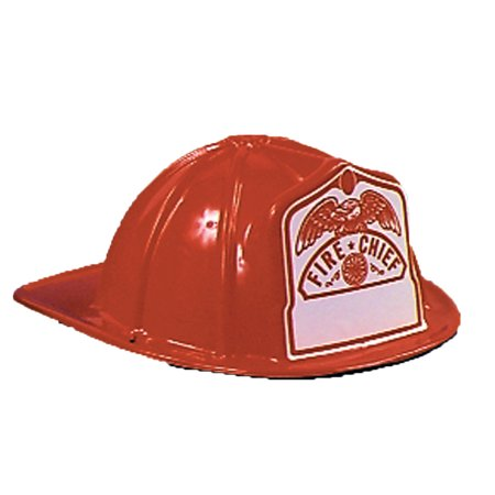 Morris costumes GC69 Fireman Hat Child 1 Sz Red - Fireman Hat Craft